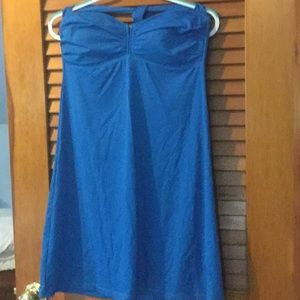 Tommy Bahama Swimsuit cover up halter Dress